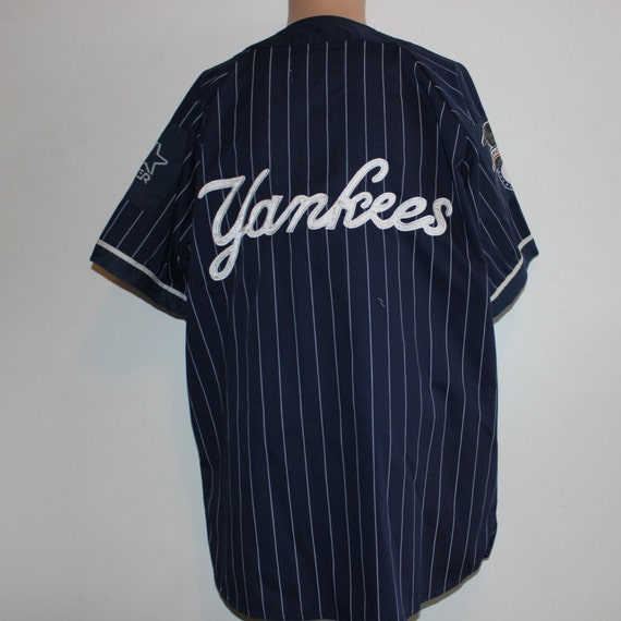 1c592d3c2db ... official on sale vintage new york yankees starter mlb jersey by  southsidethrowbacks e7a1f d6543
