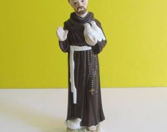 Norcrest, Japan, St Francis of Assisi, Catholic, Saint Statues, Saints, Religious Statues, Religious, Catholic Statues, Saint Statuary