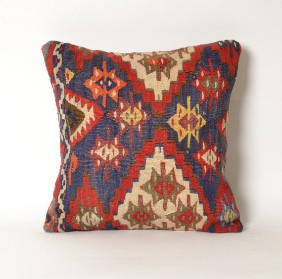 Bohemian Pillow Vintage Pillow Throw Pillow Cover Throw