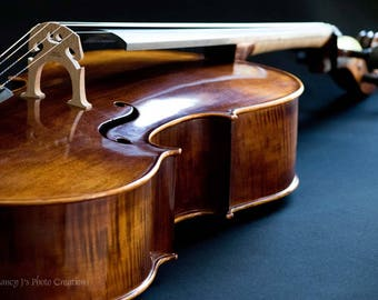 Cello Instrument Photography, Classical Music Art Music Gift Graduation Gift for Musician Stringed Instrument Photo Orchestra Fine Art Print