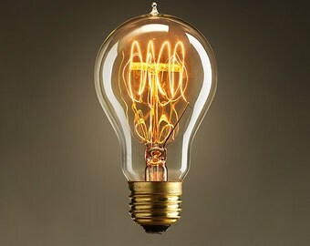 Vintage Style Edison Light Bulb 40W E27
