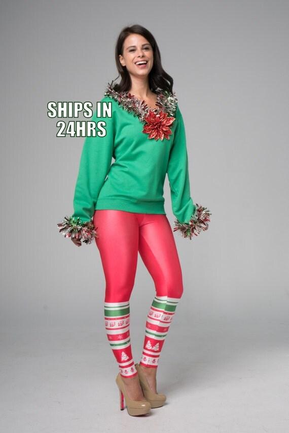 Custom Christmas Sweaters