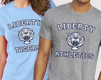 13RW Liberty Tigers / Liberty Athletics  T-shirts (4 colors options and 2 text options)