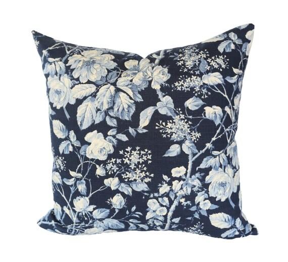 Ralph Lauren Brandy Floral designer pillow cover Made to