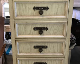 Dixie SHANGRI LA Tall Lingerie Dresser Chest
