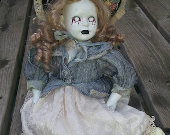 Unique Corpse Art Doll