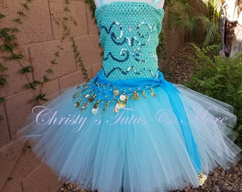 Shine from Shimmer and Shine tutu dress/Shine Tutu Dress/Shimmer and Shine costume/Shine costume/Shine Dress