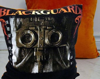 Blackguard Pillow DIY Folk Metal Decor 3 (Cover or Full PIllow)