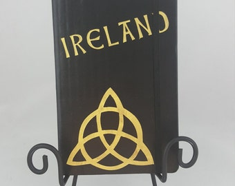 Ireland Journal, Hand-painted