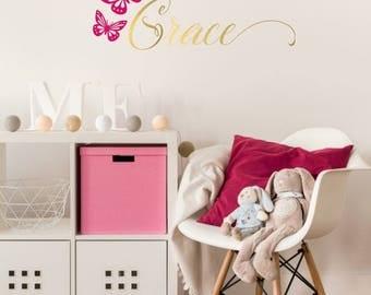 Wall Decor Girls Room girls bedroom | etsy