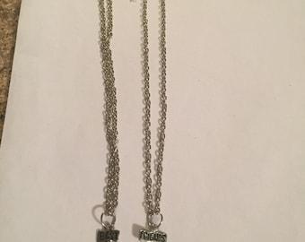 Best Friend Owl Necklaces!!