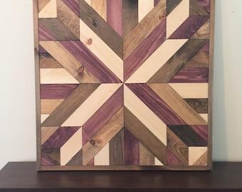 Reclaimed wood wall art, rustic wall decor, farmhouse decor, modern wall decor, wooden decor, barn wood decor, reclaimed wood