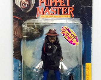 Retro Blade - previews exclusive (horror movie action figure)