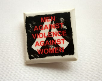 Men Against Violence Against Women, white Ribbon Campaign