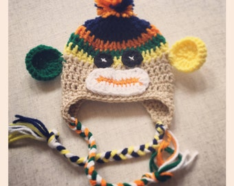 Animal Character hat