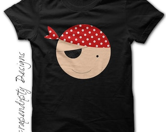 Party Pirate Shirt - Baby Pirate Outfit / Kids Birthday Party / Talk Like a Pirate Day / Baby Shower Gift / Kids Boys Clothing T-Shirt