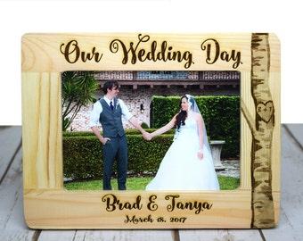Personalized Wedding Gift, Gift for weddings, Wedding Gift, Wedding Frame, Gift for Wedding Couples, Personalized Wedding Frame