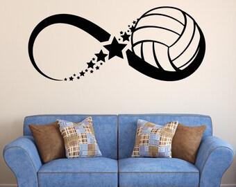 Volleyball Wall Art Etsy