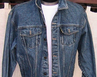 Size Large Denim Jacket