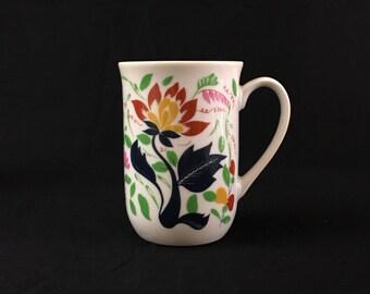 "Georges Briard ""Country Garden"" Ceramic Mug"