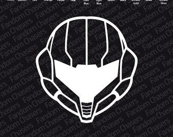 Gaming - Metroid Decals