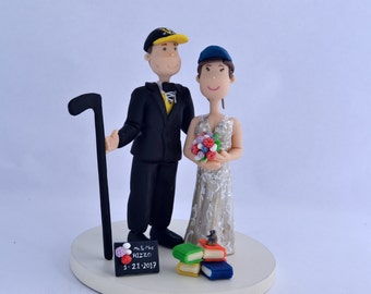 wedding cake toppers pittsburgh pa wedding cake topper pittsburgh etsy 26582