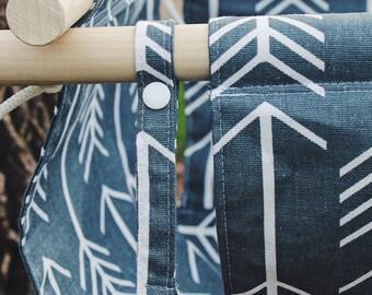 Teething ring add-on, swing accessory, fabric swing, baby teething ring, wooden teething ring,
