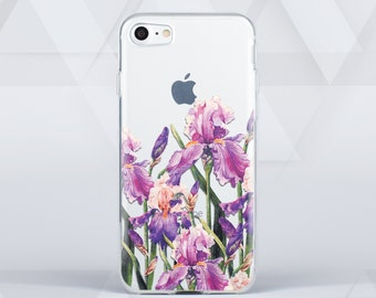 Case for Samsung S6 Edge+ iPhone 6 Plus Case Clear iPhone 6S Case Iris iPhone 5S Case Iphone 6 Case Iphone 7 Case iPhone 7 Plus c00050