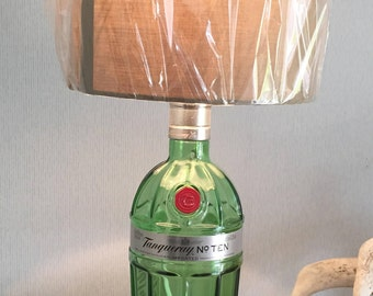 Tanqueray Number Ten Gin Lamp