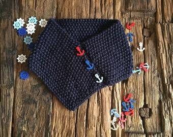 Baby-infant cowl/Cache-cou pour bébé-enfant