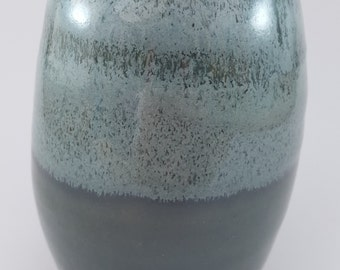 Small hand thrown vase