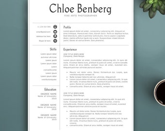 Executive Resume Templates For Mac Letter Format Printable Apple Pages  Template Basic Examples Free Templates Resume