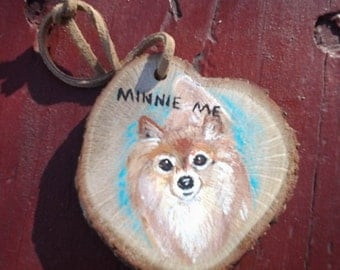 Memorial Dog Ornament from your Photo