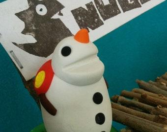 Roman Snowman