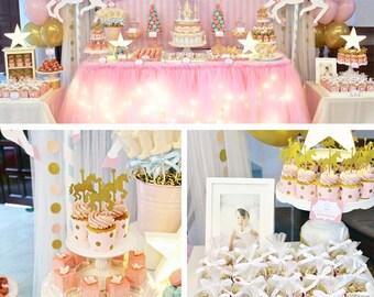 ... decor carousel birthday party decorations merry go round birthday