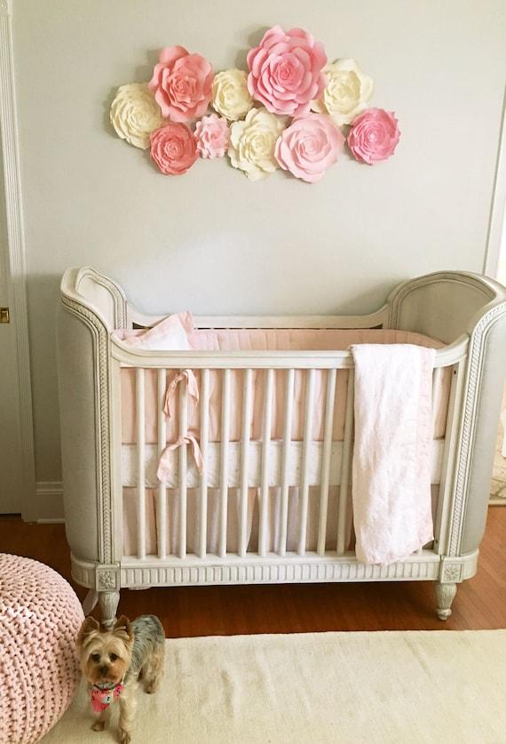 Wall Decor Girl Nursery baby girl room ideas decorating Like This Item