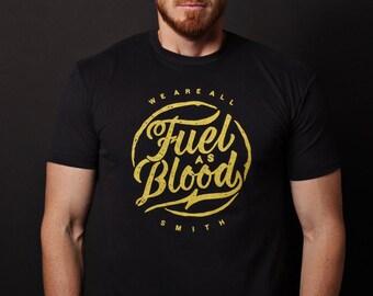 Men's T-shirt Sale - Black t-shirt for men - Men's Clothing - Men's Apparel - Black motorcycle tshirt - soft tee for men - Gift for Men
