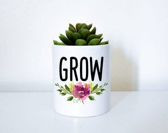 Baby Shower Favor Gift Succulent Baby Shower Party Favors Baby Girl Shower Decoration Succulent Favors Party Favors Grow,  Party Table Decor