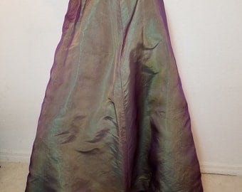 FREE  SHIPPING  Christian Lacroix Silk Skirt