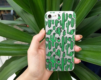 Cactus Overload Phone Case For IPhone 7 7 Plus 5 5s and IPhone 6 and 6 Plus