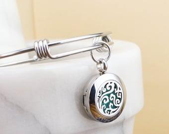 Essential Oil Diffuser Bracelet for Women - Essential Oil Bracelet - Mothers Day Gift for Women - Aromatherapy Bracelet - Diffuser Jewelry