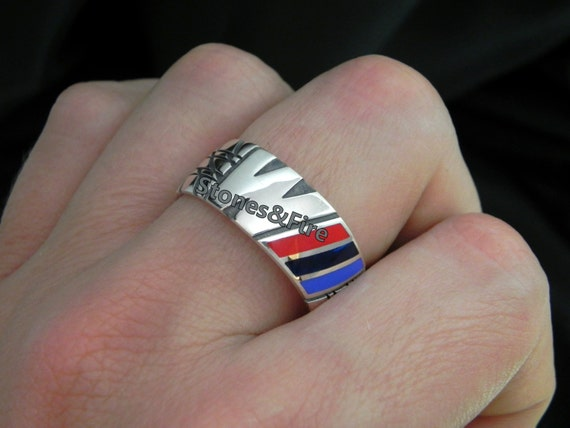 bmw ring tyre ring motorsport bmw rider auto jewelry