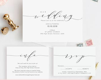 wedding invitations templates word