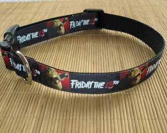 Friday the 13th Collar