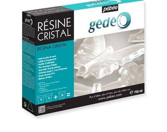 Crystal 750ml - Gedeo resin Kit
