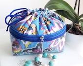 Make up Bag. Cosmetic Bag. Weekend Travel Case. Pack & Display Organiser. Holiday bag. Jewellery case