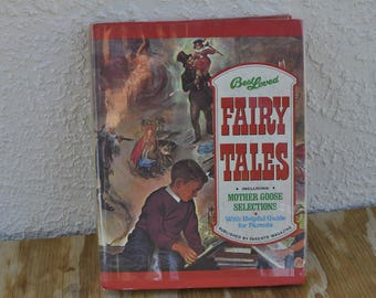 Hard Cover, Best Loved Fairy Tales