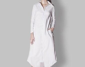 L artiste white dress 16