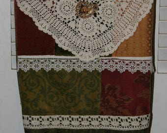 Bohemian Renaissance Gypsy Victorian Cross-body Bag