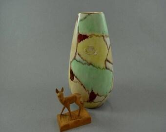 Vintage vase / Bay / 553 20 | West Germany | WGP | 50s